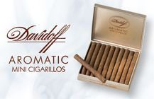 Davidoff Aromatic Mini Cigarillos