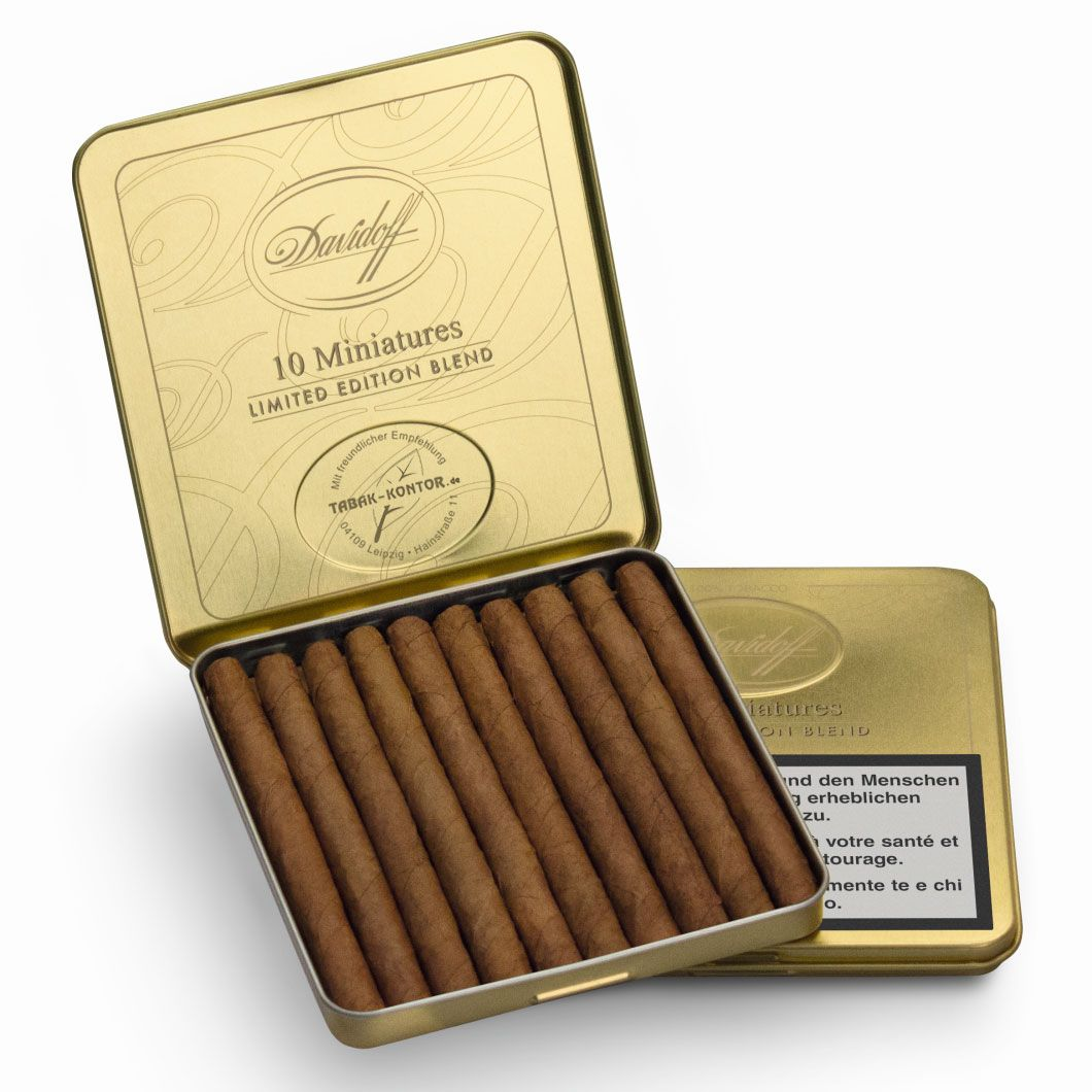 Davidoff Limited Edition «Miniatures»