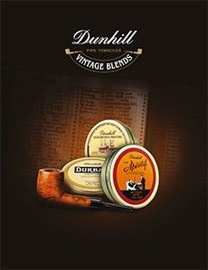 Dunhill Pipetobacco - Revival der Vintage Blends