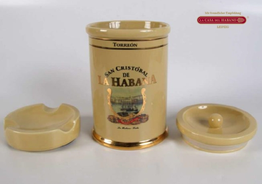San Cristóbal de La Habana Torreón 25er Jar (LCDH)  - nur Vorbestellung ohne Bezahlung - not available - pre-order without payment only