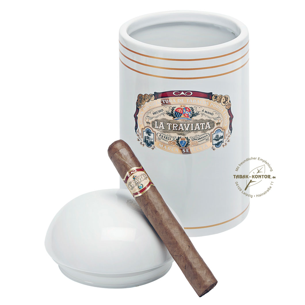 CAO La Traviata Amatista 16er Jar