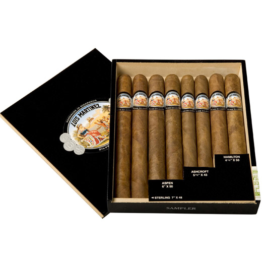 Luis Martinez Silver Collection 8er