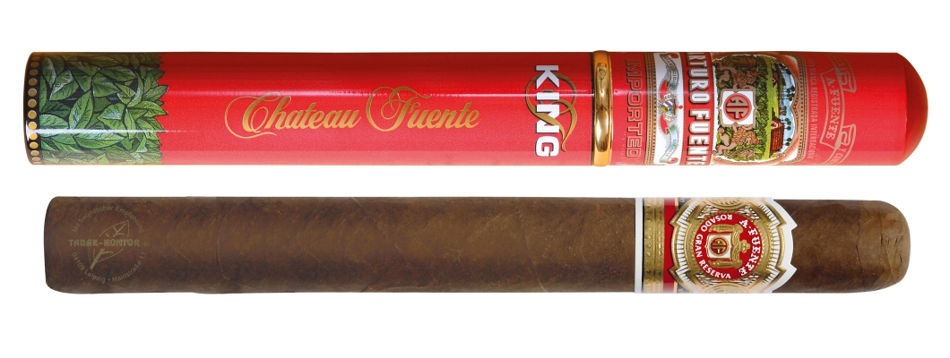 Arturo Fuente Rosado Sungrown King T Churchill AT