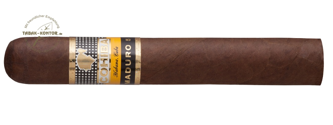 Cohiba «Maduro 5» Genios (not available - pre-order without payment only)