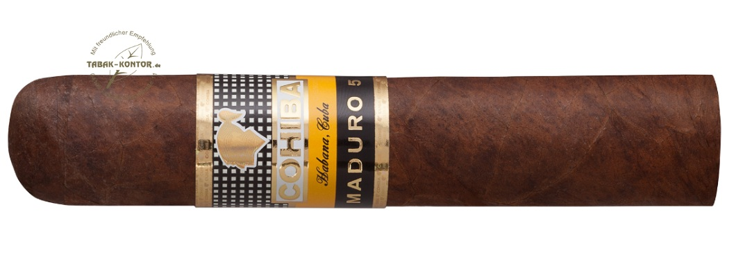 Cohiba «Maduro 5» Mágicos (not available - pre-order without payment only)