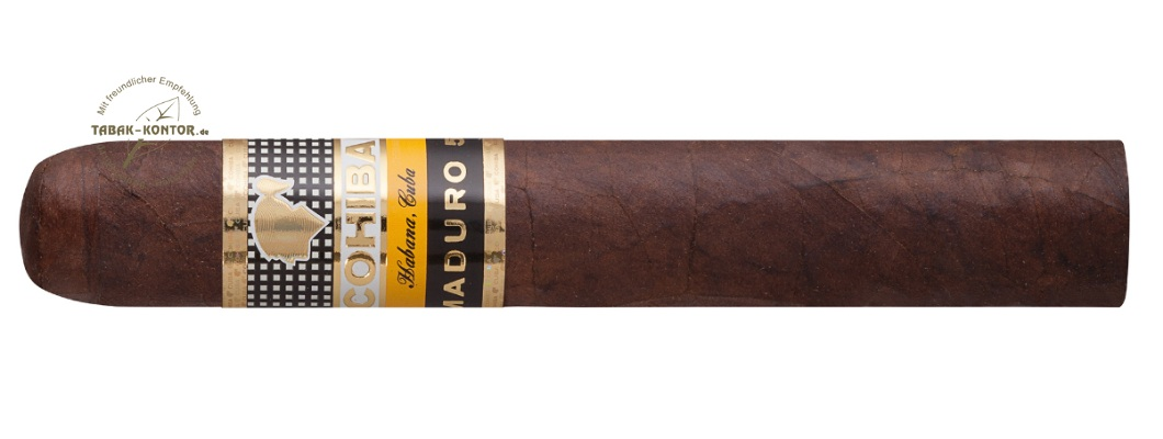 Cohiba «Maduro 5» Secretos (nur Vorbestellung ohne Bezahlung - not available - pre-order without payment only)