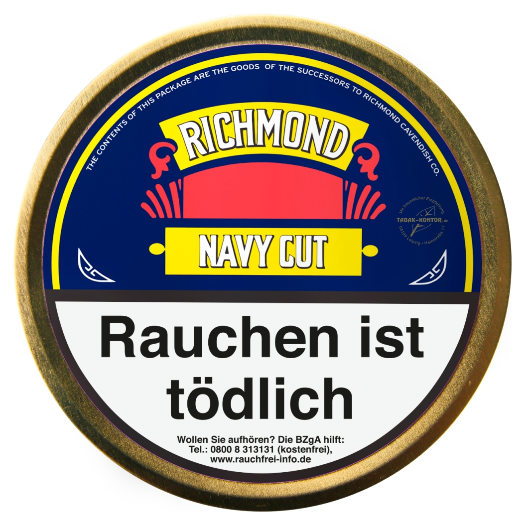 Richmond Navy Cut (Flake)