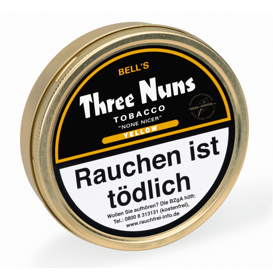 Bell's Three Nuns Yellow (by Mac Baren)