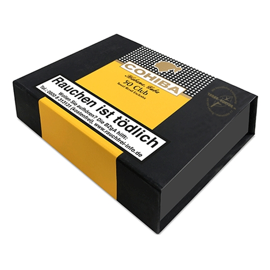 Cohiba Club 50er Travel Retail Exclusive 2018