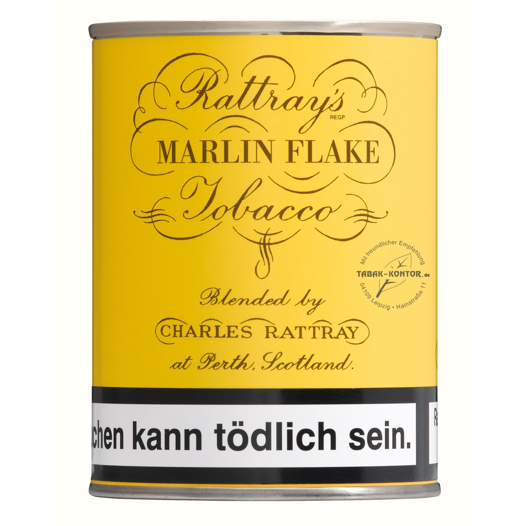Rattray's BRITISH COLLECTION Marlin Flake