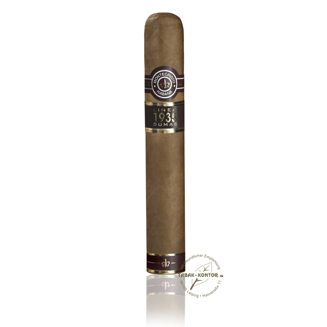 Montecristo 1935 Dumas (not available - pre-order without payment only)