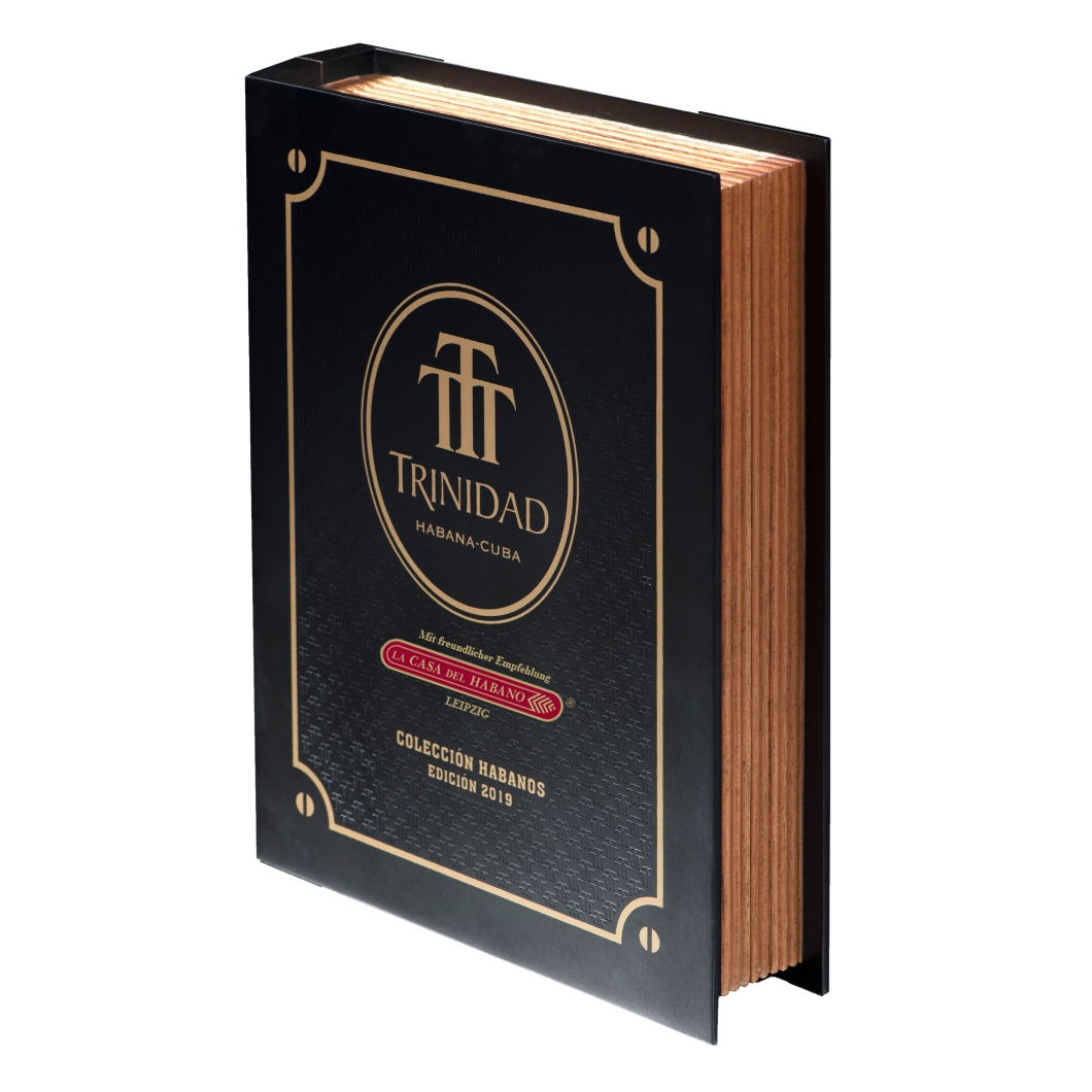 Colección Habanos 2019 Trinidad Casilda 24er (not available - pre-order without payment only)