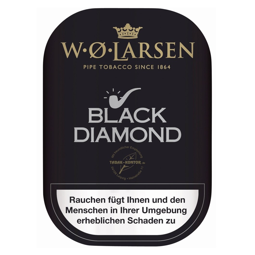 W.Ø. Larsen Black Diamond