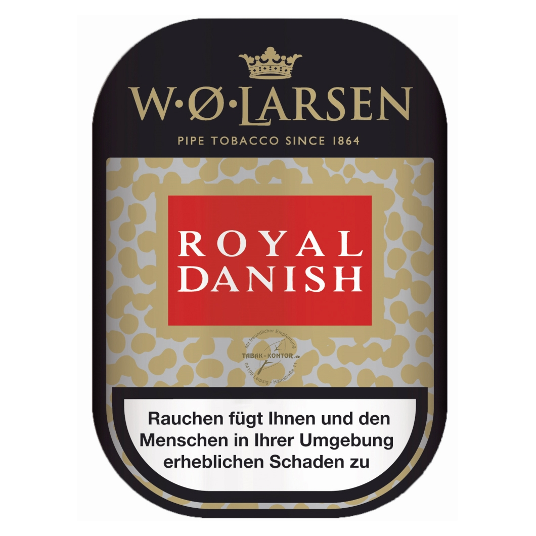 W.Ø. Larsen Royal Danish